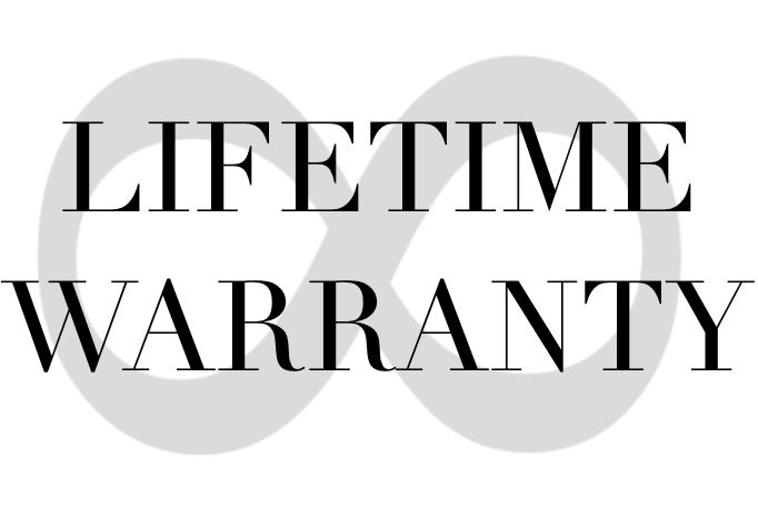 Sound Investment Lifetime Warranty