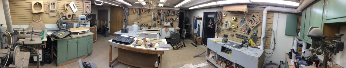 Our on-site fabrication shop