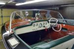 1963 Century boat interior and sound system installed at Sound Investment in Columbus Ohio