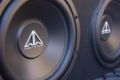 "Addictive Audio 12"" subwoofer system installed by Sound Investment in Columbus Ohio"